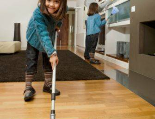 25 Ways to Involve Little Family Members Around the House